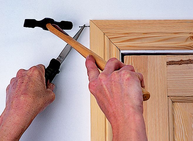 Step 3 & How to hang an internal door | Ideas \u0026 Advice | DIY at B\u0026Q