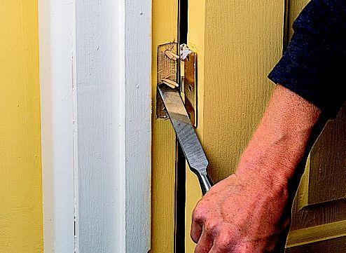 Step 2 & How to fix problems with internal doors   Ideas \u0026 Advice   DIY at B\u0026Q
