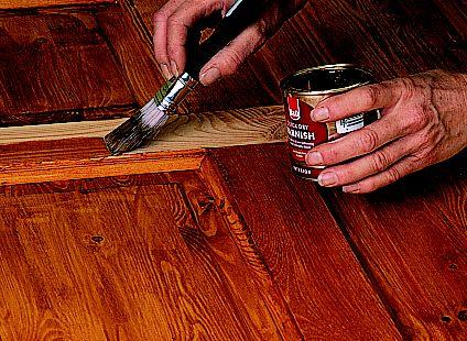 Step 2 & How to paint varnish \u0026 stain a door | Ideas \u0026 Advice | DIY at B\u0026Q