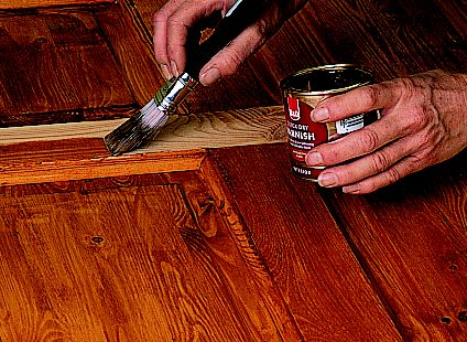 Step 2 & How to paint varnish u0026 stain a door | Ideas u0026 Advice | DIY at Bu0026Q