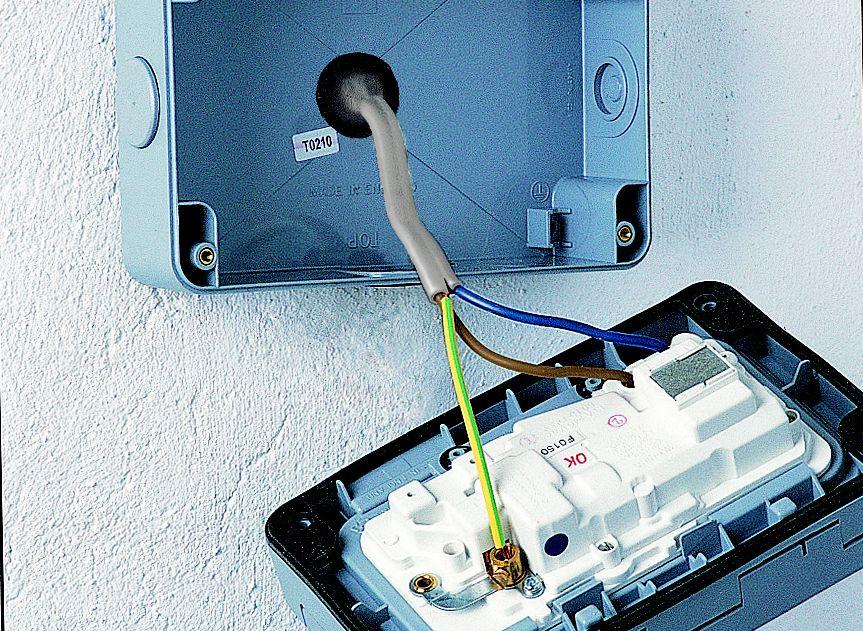 Outdoor Socket Wiring Diagram - Product Wiring Diagrams •
