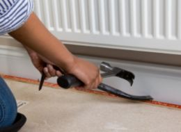 How To Carpet A Room Ideas Advice Diy At B Q