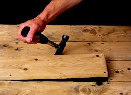 How to repair floorboards | Ideas & Advice | DIY at B&Q