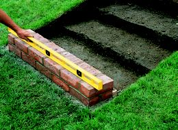How to build garden steps ideas advice diy at bq step 1 workwithnaturefo