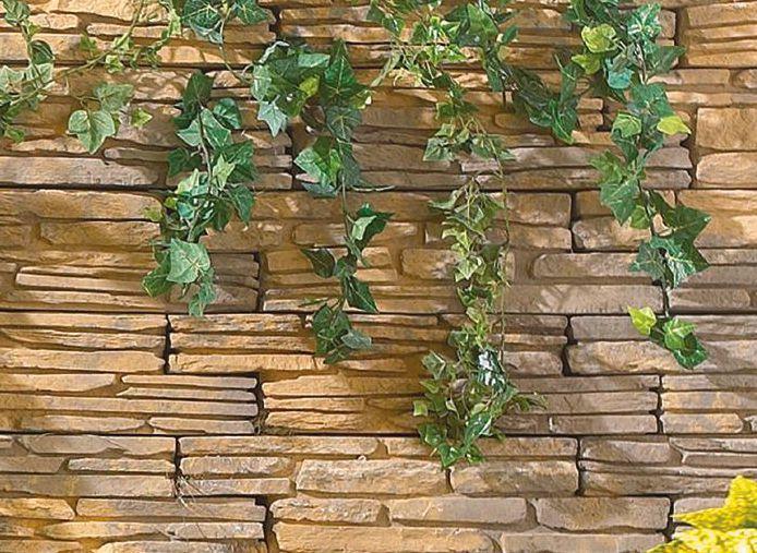 Dry Stone Effect Walls