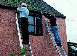 How to replace guttering | Ideas & Advice | DIY at B&Q