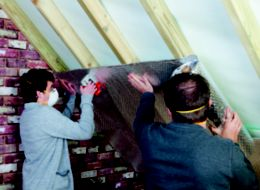 How To Insulate A Loft Ideas Amp Advice Diy At B Amp Q