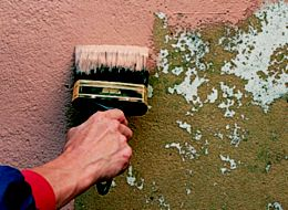 How To Paint Repair Exterior Walls Ideas Advice Diy At B Q