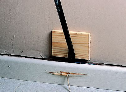 how to fit skirting board ideas advice diy at b q rh diy com hide wires behind skirting board Skirting Board On the Ceiling
