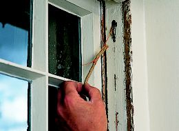 How To Replace A Sash Window Cord Ideas Advice Diy At B Q